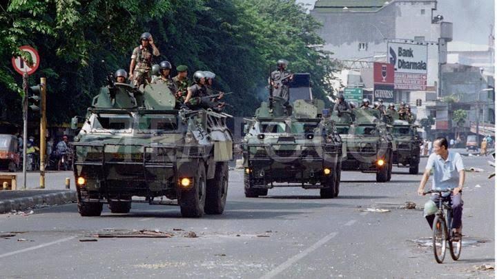 Sadis Mana? Junta Militer Myanmar Atau Orde Baru!!