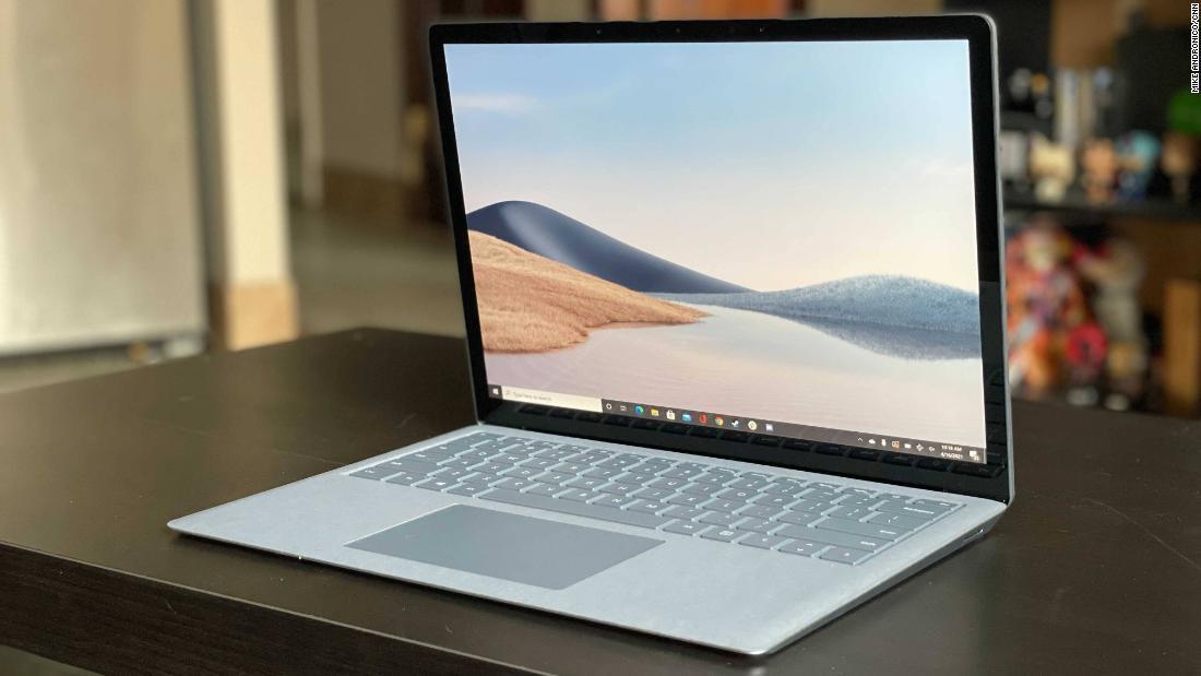 """Bocoran, Spesifikasi """"Surface Laptop 4"""" Milik Microsoft Siap Luncur Bulan ini"""