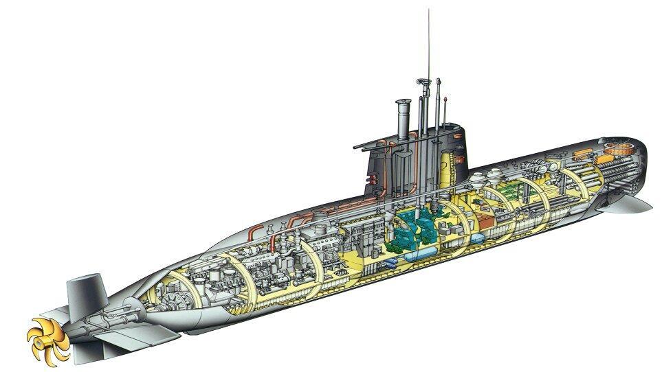 Mengenal Kapal Selam KRI Nanggala 402
