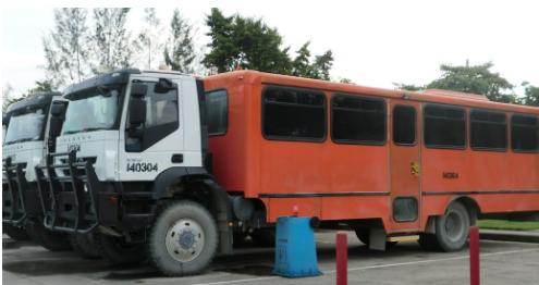 Ada di Papua, Inilah Penampakan Bus Anti Peluru Buatan Italia Cuma Satu di Indonesia!