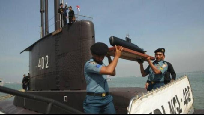 Pakar Ungkap Kemungkinan 2 Penyebab Hilangnya Kapal Selam KRI Nanggala-402