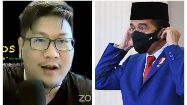 Jozeph Paul Zhang: Jokowi Sebut Saya Jadi menteri Agama, Nanti Saya Pulang