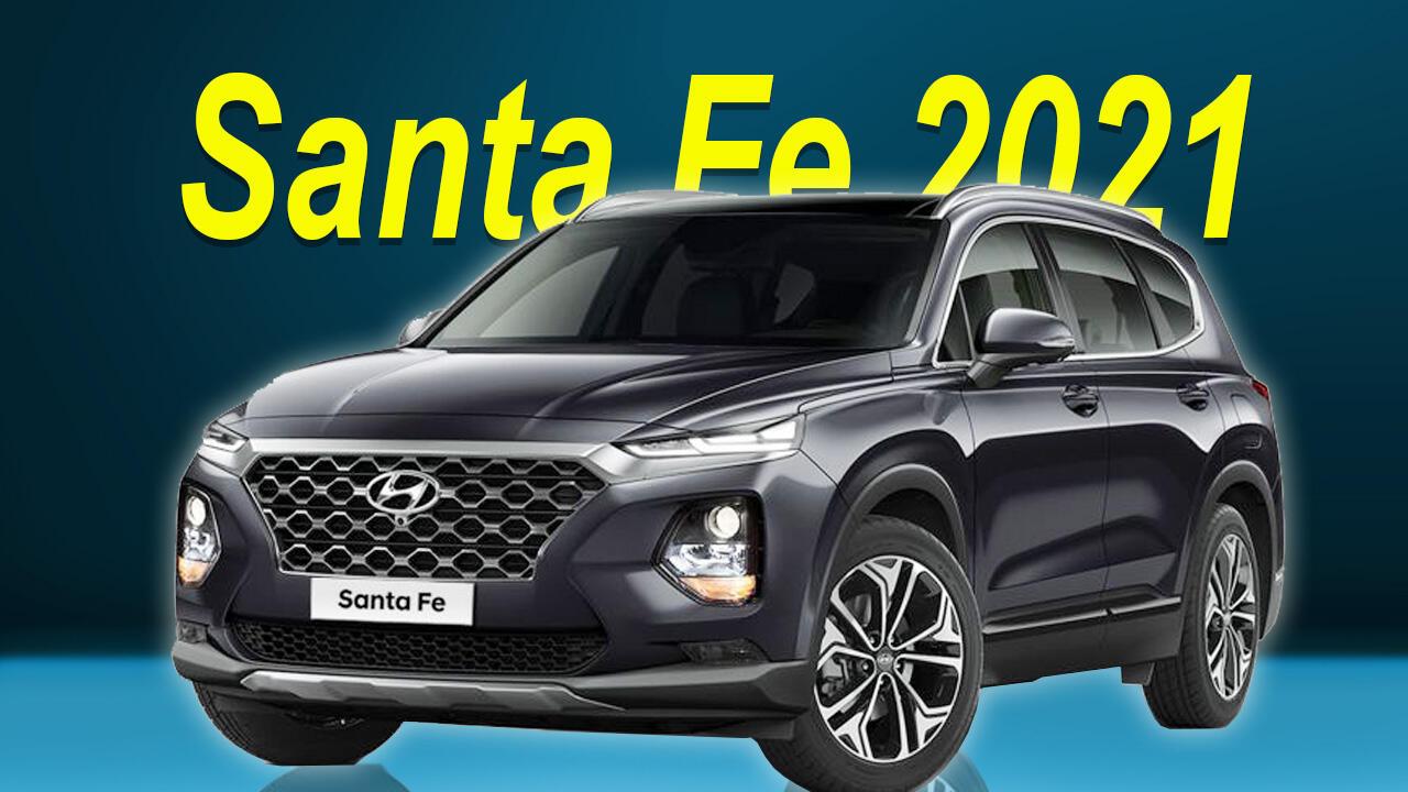 Hyundai Santa Fe (2021) Indonesia Review Performance