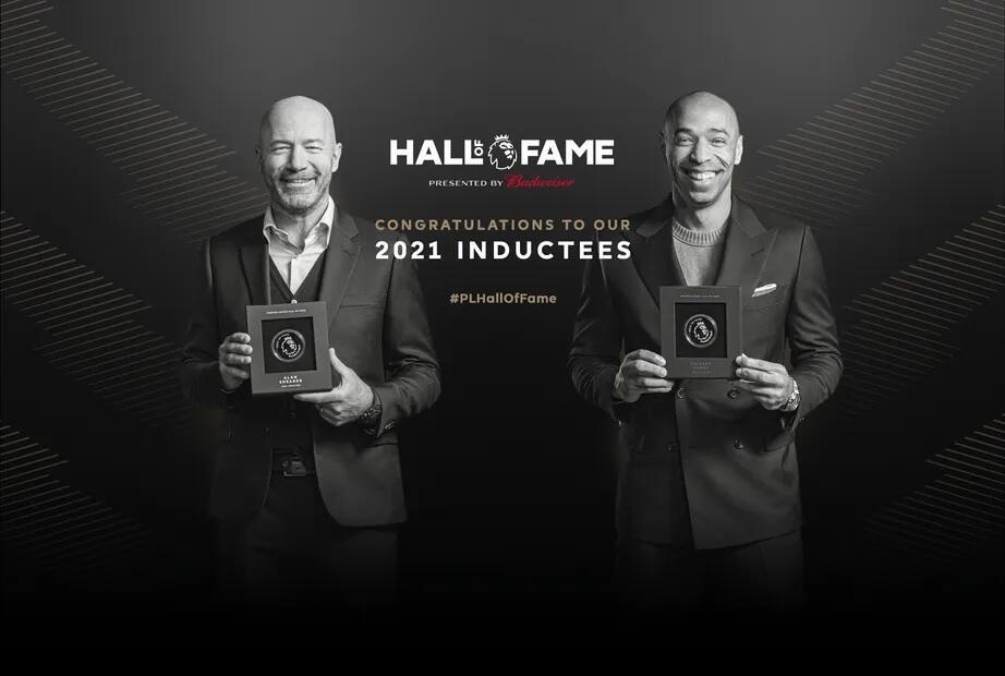 Torehkan Rekor Luar Biasa di EPL, Alan Shearer dan Thierry Henry Raih Hall of Fame!