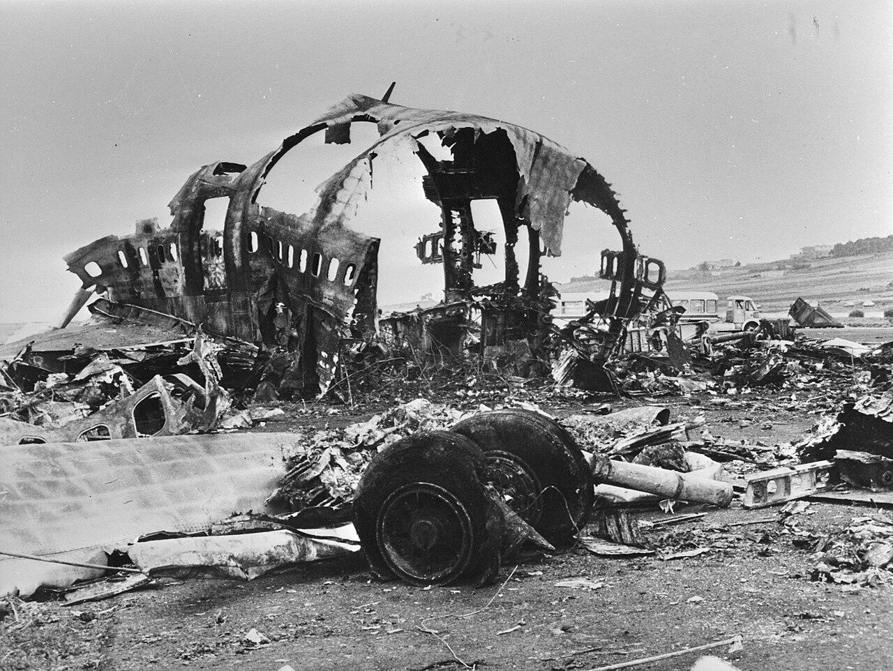 Inilah Kecelakaan Penerbangan Komersial Paling Mematikan Sepanjang Sejarah