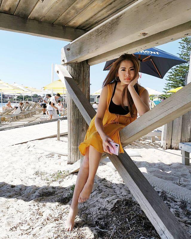 5 Gaya Cantik Vegen Acni, Mantan Istri Vincent Raditya Muncul Diduga Nyinyir:Seru Yah