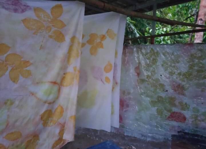 Batik Khas Bantul, Salah Satunya Tirta Samudera, di Sini Proses Pembuatannya!