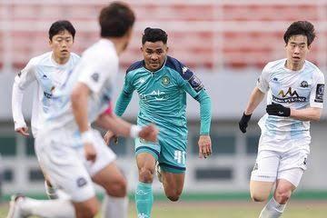 Asnawi Mangkualam, Menjadi Idola Baru Di Liga 2 Korea