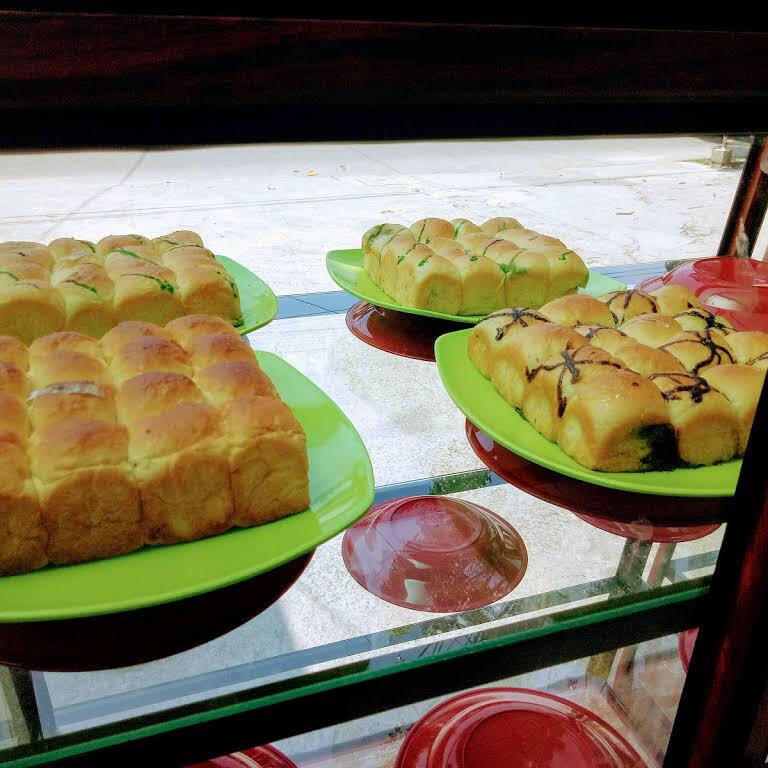 Roti Panggang Paling Yahud di Bengkulu