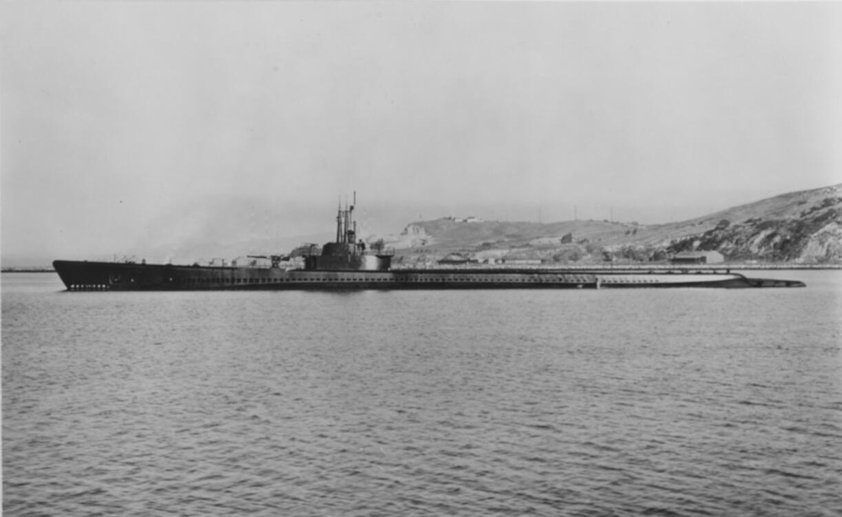 Tragis! USS Tang: Kapal Selam Amerika yang Tenggelam Karena Menembak Dirinya Sendiri