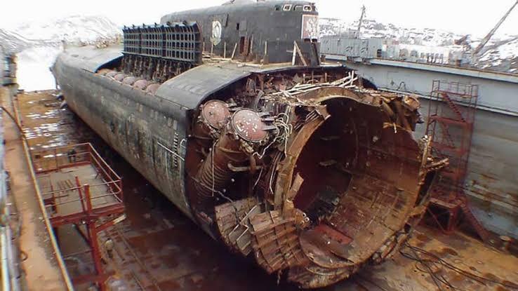 Tragis! 5 Tragedi kapal Selam paling Menyedihkan Sepanjang Sejarah