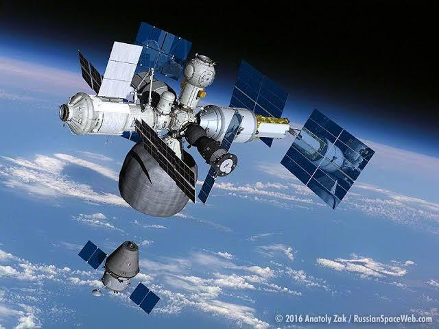 """Rusia Ragukan Keamanan ISS, Dan Akan Bagun """"Space Station"""" Pertama Mereka"""