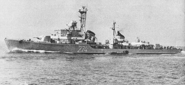 Skoryy Class - Kisah Kapal Destroyer Kedua Milik Indonesia