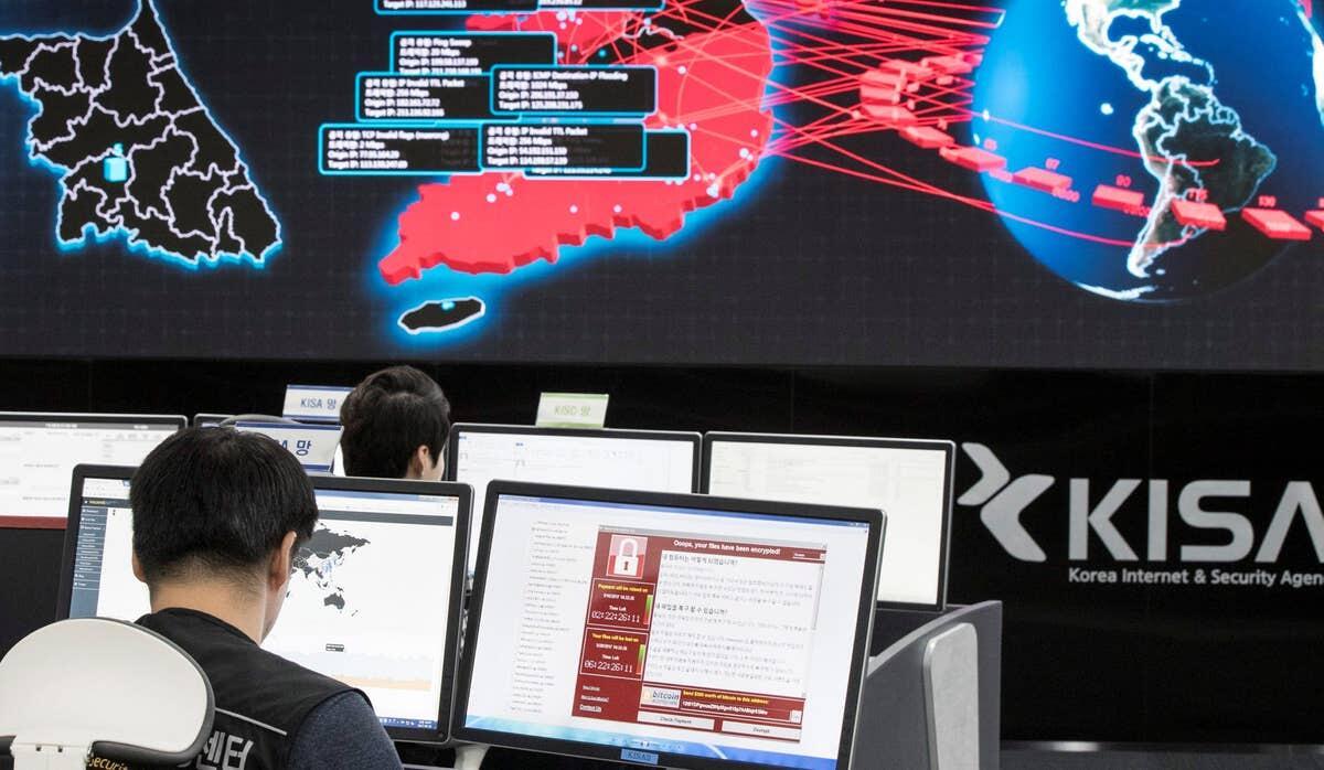 """Wao, Hacker Asal Iran """"N3tew0rm"""" Kembali Bobol Perusahaan Israel H&M"""