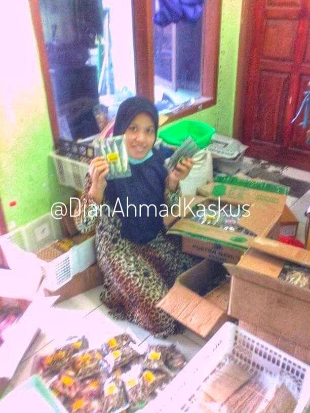 Ikan Asin EMIR, Menu Praktis Di Bulan Ramadhan!