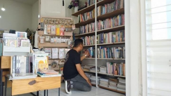 Tobucil & Klabs, Ruang Bagi Komunitas Kreatif dan Pecinta Dunia Literasi
