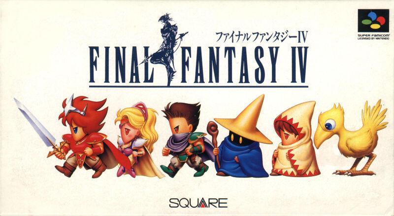 Serba Pertama di Final Fantasy (era SNES)