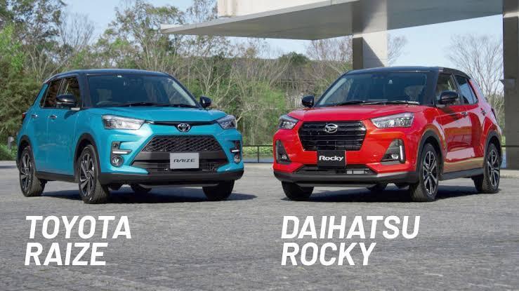Toyota Raize, Harga Murah Fitur Rasa 500 Jutaan Daihatsu Rocky Tersenyum