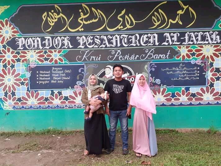Merindu Pondok Pesantren Al Falah Krui Pesisir Barat, Tempat Teristimewa di Lampung