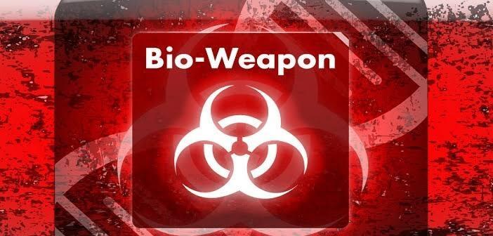 Bio Weapon,Senjata Paling Mengerikan Dan Telah Di Gunakan Sejak Jaman Dulu.