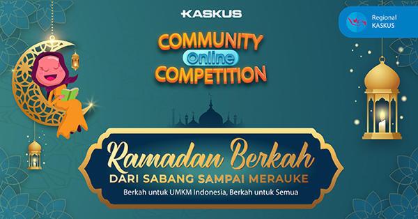 "UMKM Takjil Berbuka Selama Ramadhan, Murah Mudah Berkah Di Warung ""Tidak""!"