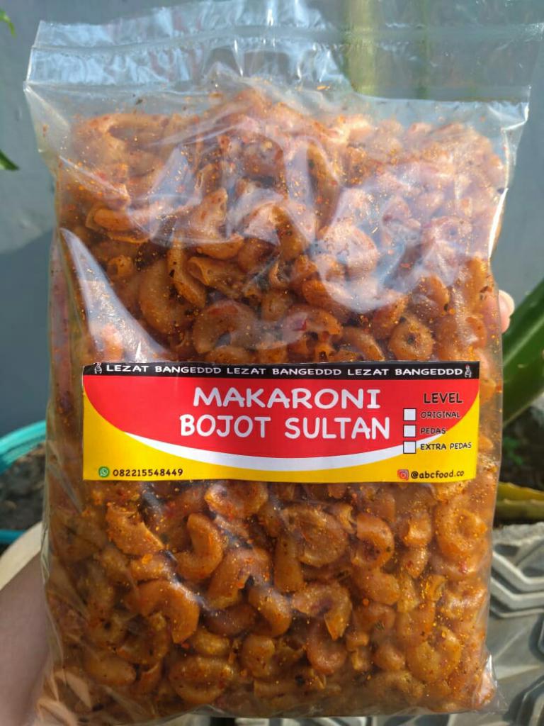 Usus Bojot Sultan Tasikmalaya Rasanya Wow Sultan Banget!
