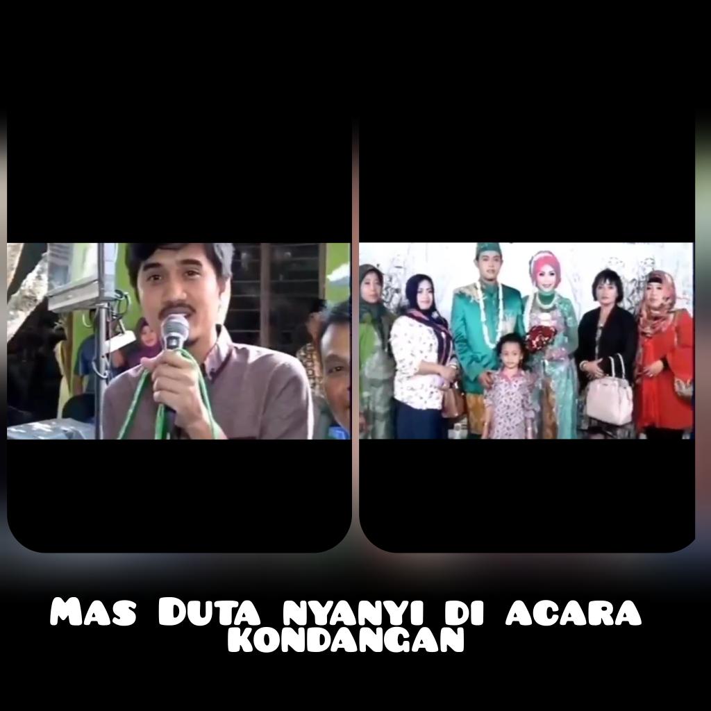 Jarang Tampil Di TV, Vokalis Band Terkenal Ini Menyanyi Di Acara Kondangan Pernikahan