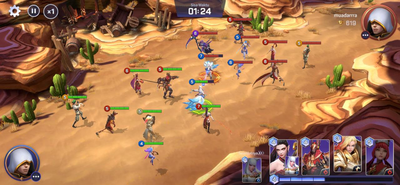 [ULASAN] Summoners War: Lost Centuria, Game PvP Dengan Sistem Pertarungan yang Unik