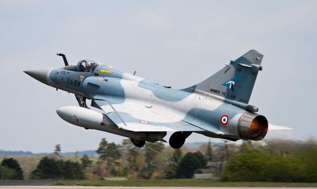 Mirage-2000 - Jet Tempur yang Nyaris Dimiliki TNI AU