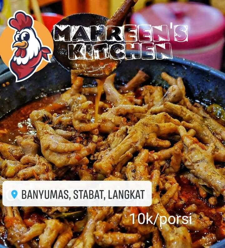 Mahreen's Kitchen, Solusi Pesan Makanan Saat Malas Dan Sibuk!