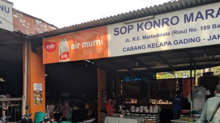 Sop Konro Marannu, Rekomendasi Tempat Kuliner Khas Makassar di Bandung!