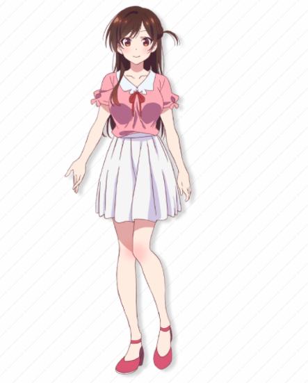 [Reborn] Kanojo Okarishimasu | Rent a Girlfriend | 彼女, お借りします