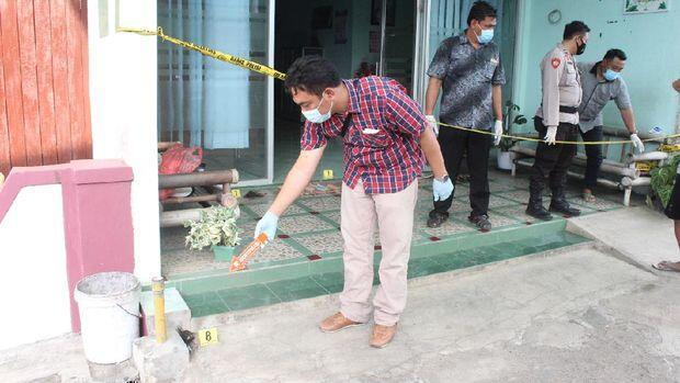 Teka-teki Perawat Cantik di Malang Dibakar Pria Tak Dikenal