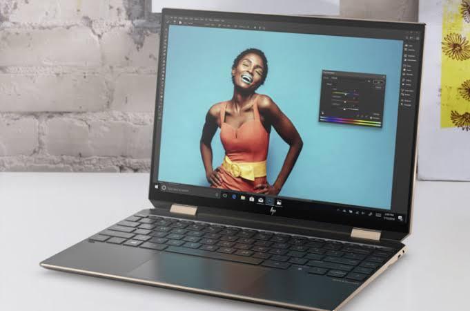 Laptop HP Spectre X360 14 Covertible, laptop canggih dengan design mewah!!