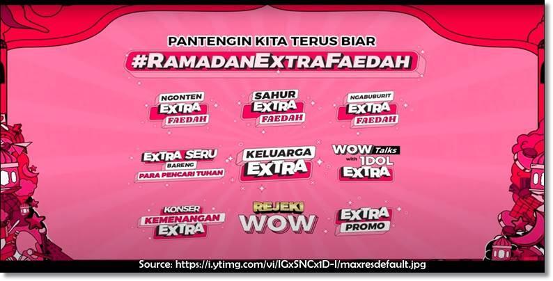 Isi Ramadhan Extra Faedah dengan Aktivitas Daring yang Lebih Cerdas dan Positif