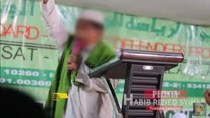 DaiCilik:Pembenci Habib Rizieq akan Berhadapan dengan Seluruh Umat Islam di Muka Bumi