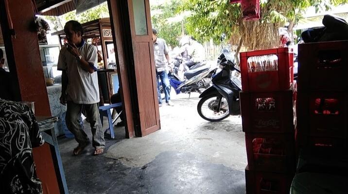 Warung Panjiopa, Soto Daging Khas Madura