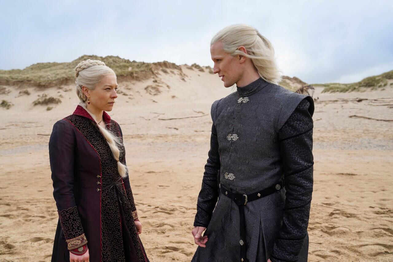Siap Tayang Tahun 2022, HBO Rilis Preview Perdana untuk 'HOUSE OF THE DRAGON'
