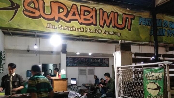 Surabi Enak dan Banyak Ragam Topping di Surabi Imut, Wajib Cobain Gan!