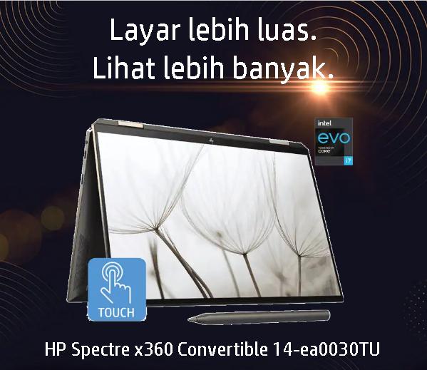 Mimpi Gua Kalo Punya HP Spectre x360 14