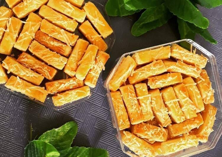 Cara Membuat Kue Kastangel Simple Dan Enak Untuk Lebaran
