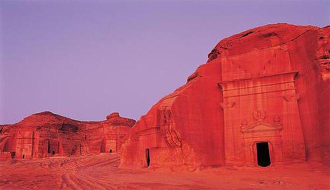 Misteri Kawasan Diazab Tuhan: Kaum Tsamud Binasa Di Kota Hegra
