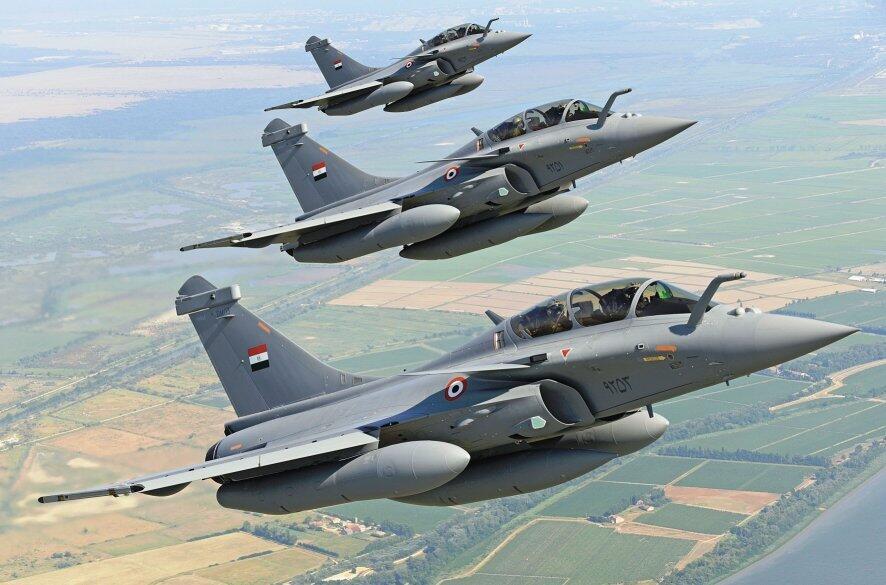 Laris Manis Tanjung Kimpul, Prancis Resmi Terima Pesanan 30 Unit Rafale dari Mesir