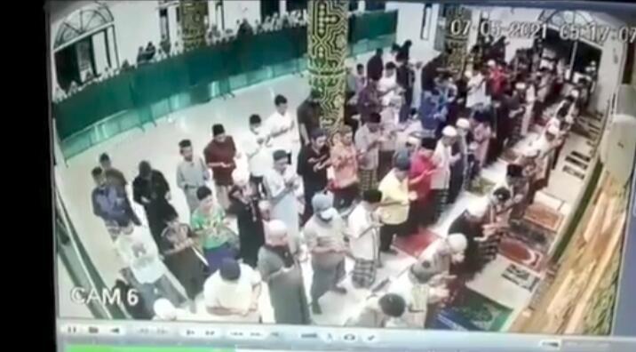 Terganggu Suara Orang Mengaji, Pria di Riau Pukul Imam Masjid Waktu Shalat Subuh