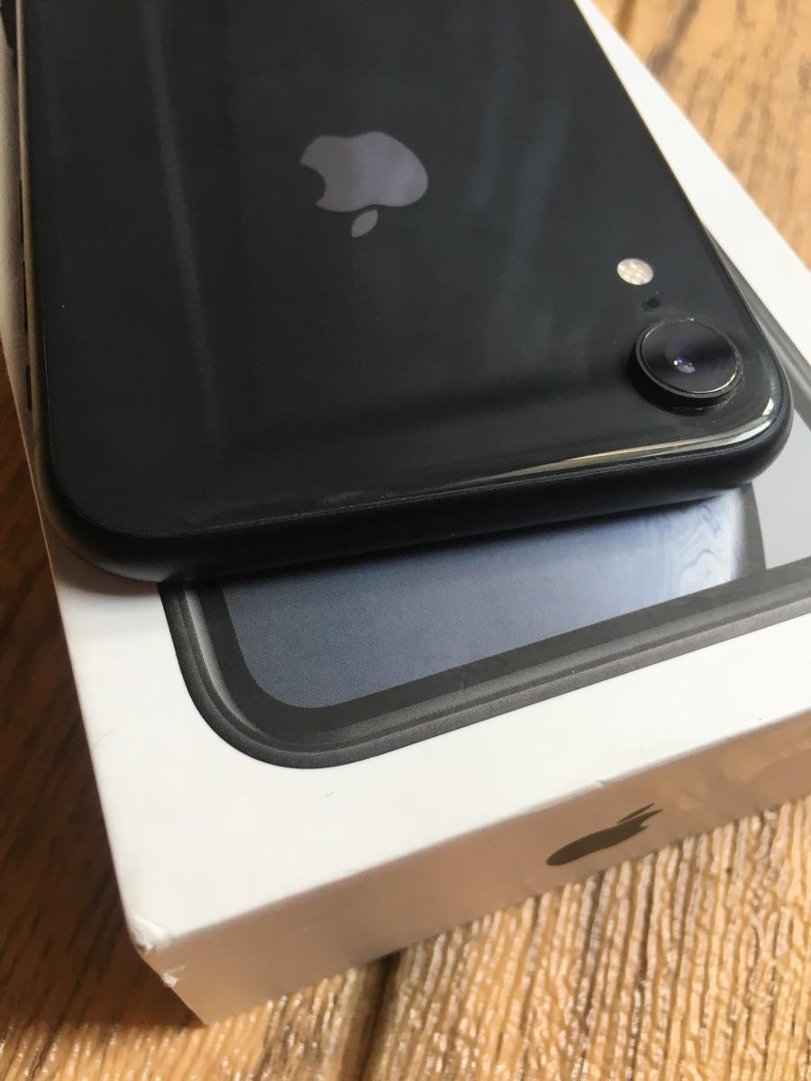 Terjual iphone XR 128gb Black Fullset Ex IBOX Terima TT ...