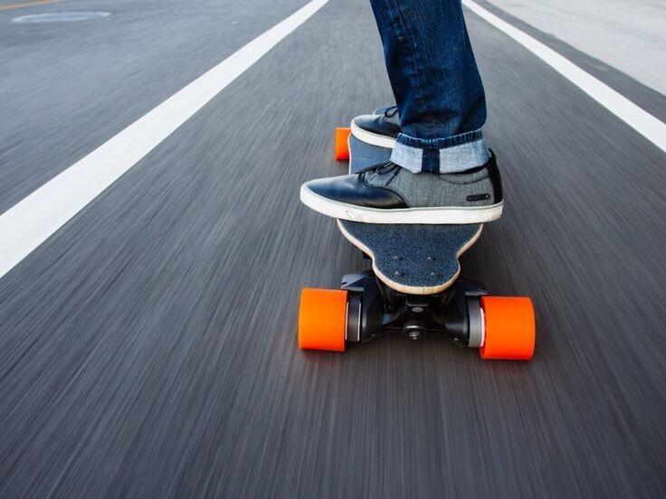 Berpapan Ria Menjadi Jumper, Yuk Enjoy Bersama E-board!