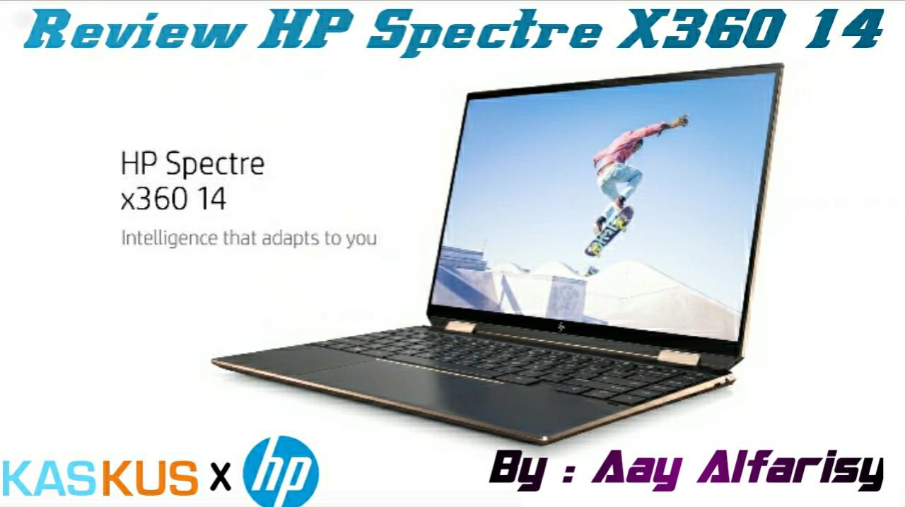Dare to Dream and Go Beyond Your Boundaries with HP Spectre x360 14