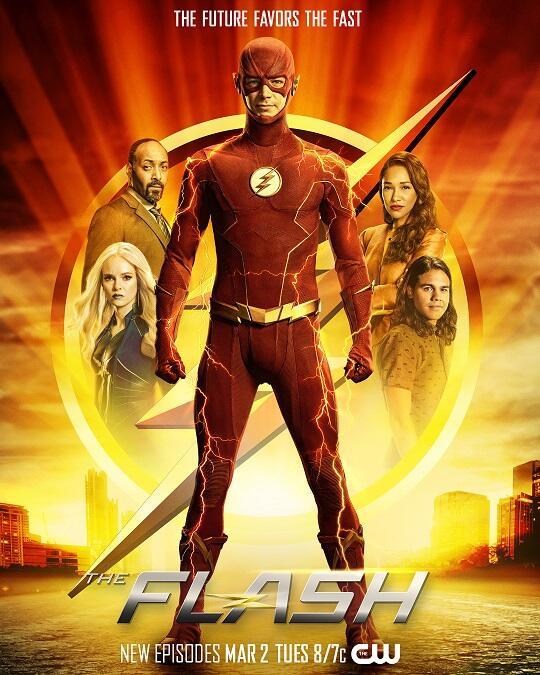 [Exclusive Interview] Danielle Panabaker Cerita Keseruan Syuting The Flash Season 7!