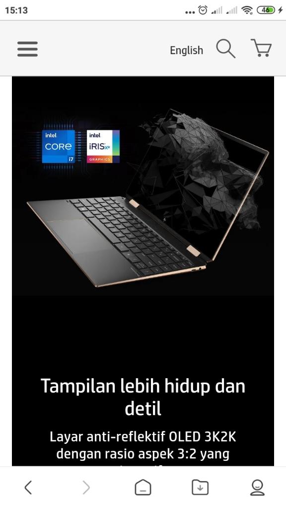 Bersama Laptop HP Spectre x360 14 Smart dan Elegan Bisa Mudik Online
