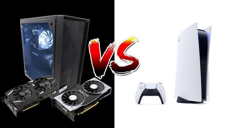 Main Game!! Mending Rakit PC Atau Beli Playstation 5 ?